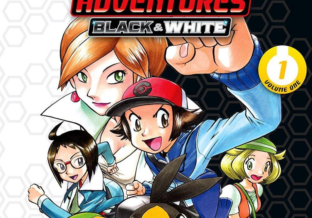 Pokémon Adventures Black and White