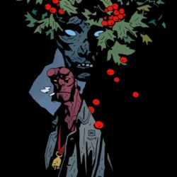 Feature: Hellboy Winter Special 2019 cover