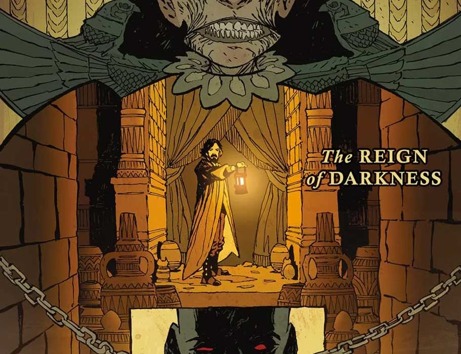 Feature: Witchfinder: The Reign of Darkness #3