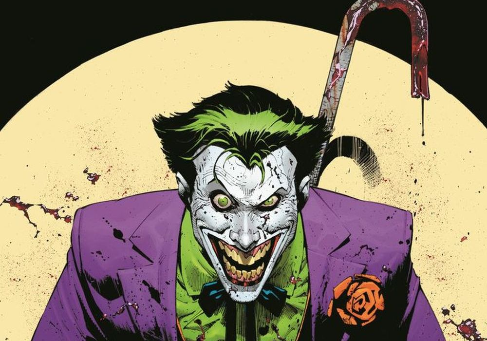 Joker 80th Special featured