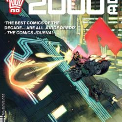 2000 AD Prog 2168 Featured