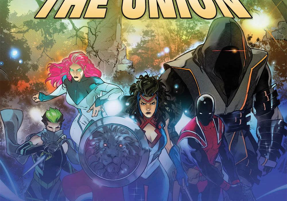 Marvel The Union teaser