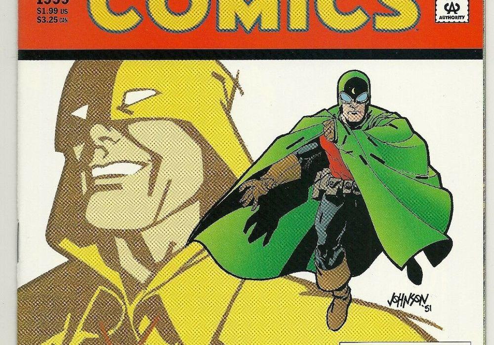 Smash Comics 1 Featured
