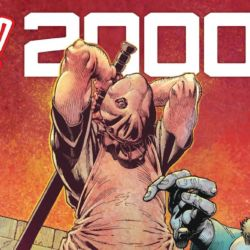 2000 AD Prog 2173 Featured
