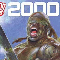 2000 AD Prog 2174 Featured