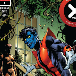Giant Size X-Men Nightcrawler
