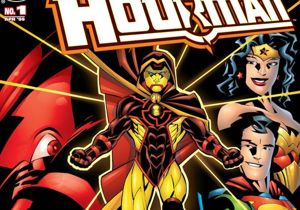 Hourman 1 Featured