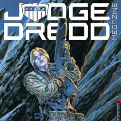 Judge Dredd Megazine 418 Featured