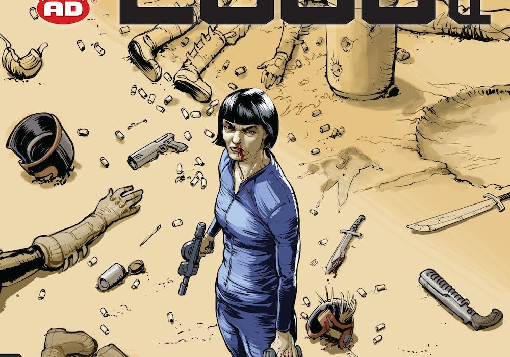 2000 AD Prog 2176 Featured