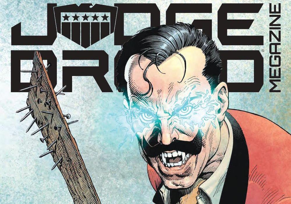 Judge Dredd Megazine 419 Featured