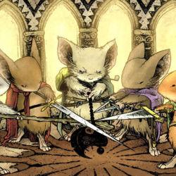 Mouse Guard Widescreen