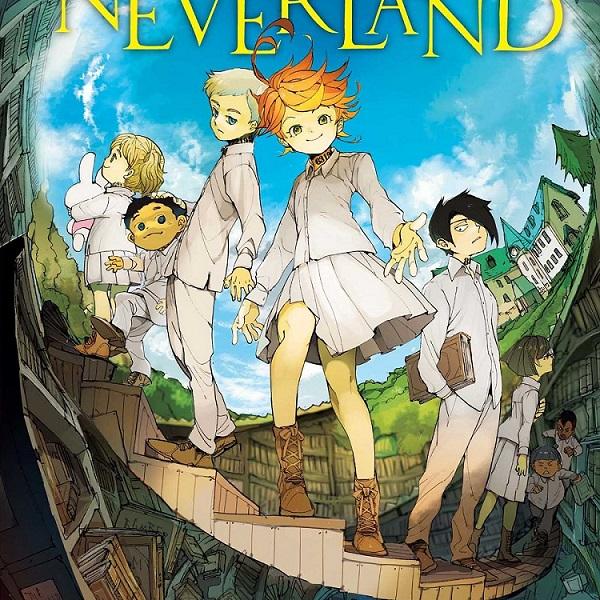 The Promised Neverland v1 by Demizu