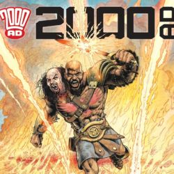 2000 AD Prog 2180 Featured