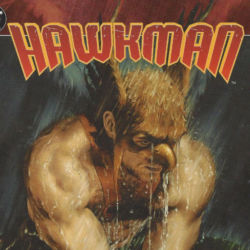 Hawkman Wings of Fury Featured
