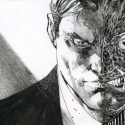 Jim Lee Two Face Featured