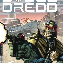 Judge Dredd Megazine 420 Featured