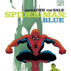 Spider-Man Blue Featured