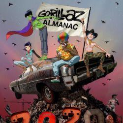 The Gorillaz Almanac Featured