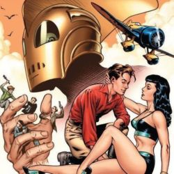 Rocketeer by Dave Stevens