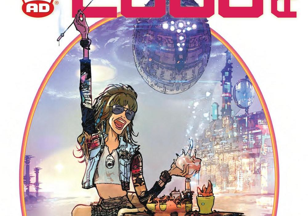 2000 AD Prog 2178 Featured