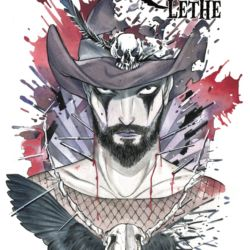 the Crow lethe cover