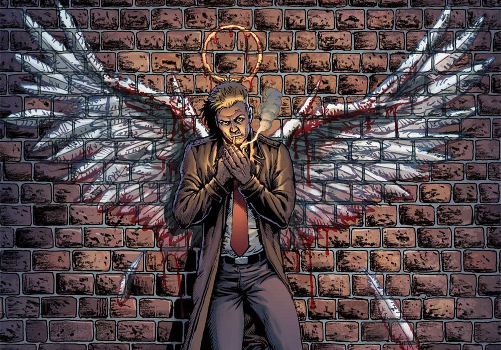 Hellblazer Rise and Fall featured
