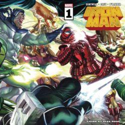 Iron Man Ross #1 Featured