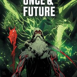 Once & Future #8 featured