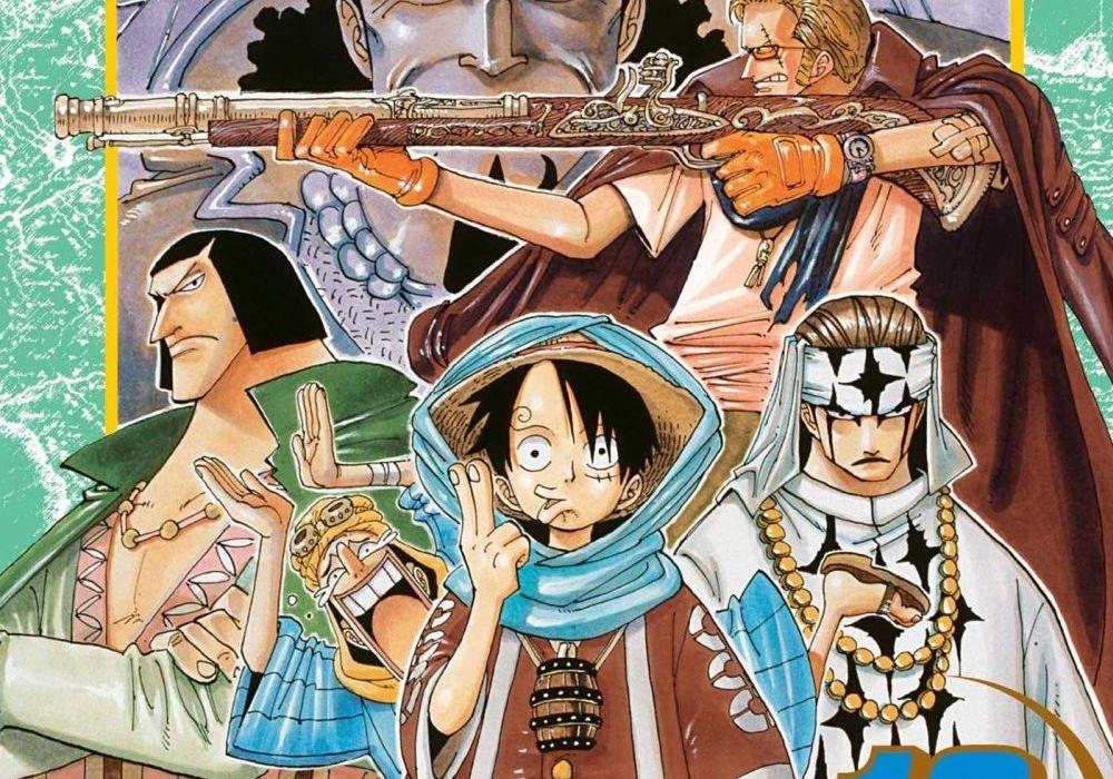 One Piece Vol. 19