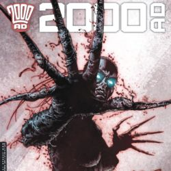 2000 AD Prog 2190 Featured