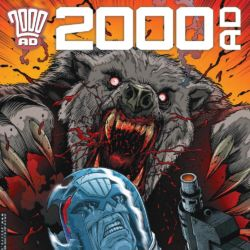 2000 AD Prog 2192 Featured