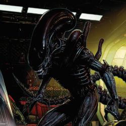 Alien Marvel David Finch featured