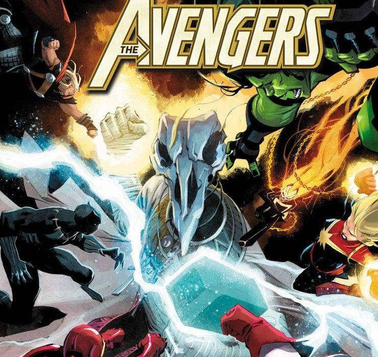 Avengers #37 featured