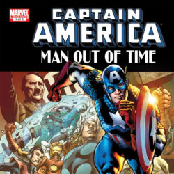 Captain America Man Out of Time issue 1 featured