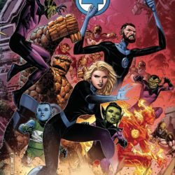 Empyre: Fantastic Four #0 featured