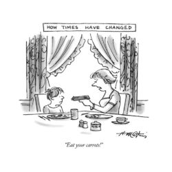 Henry Martin New Yorker cartoon June 14 1993