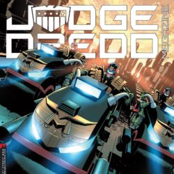 Judge Dredd Megazine 422 Featured