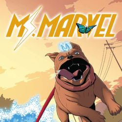 Ms. Marvel Meets the Marvel Universe Featured