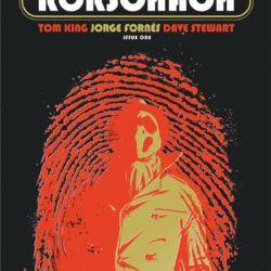 Rorschach #1 Featured