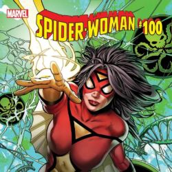 Spider-Woman #100 Featured