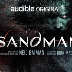 The Sandman Audible banner art