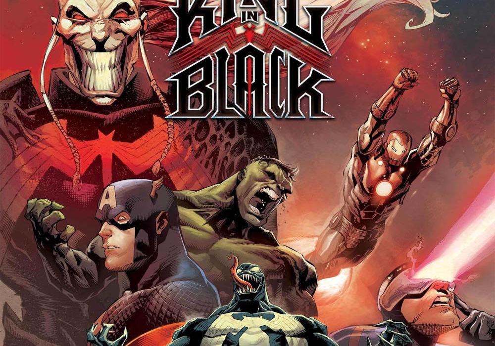 Venom King in Black teaser art featured
