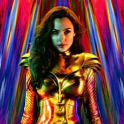 Wonder Woman 1984 Poster Featured