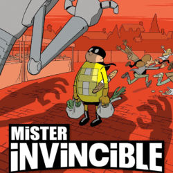 Mister Invincible by Pascal Jousselin
