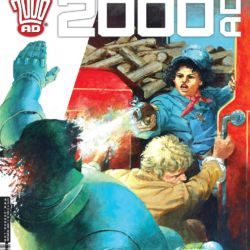 2000 AD Prog 2194 Featured