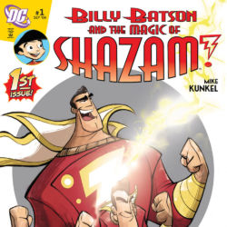 Billy Batson and the Magic of Shazam 1 Featured