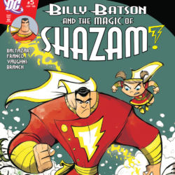 Billy Batson and the Magic of Shazam 5 Featured