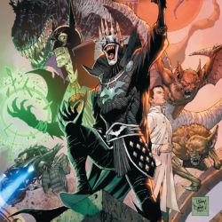 Dark Nights Death Metal Legends of the Dark Knights #1 Featured