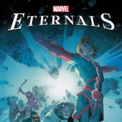 Eternals #1 featured