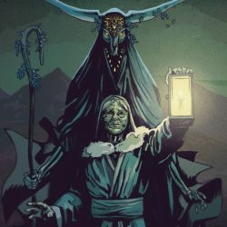 Jim Henson's The Storyteller Ghosts #4 featured